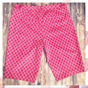 laundry by shelli segal bermuda shorts